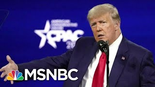 Citizen 'Trumpzilla' Losing Power As Republicans Say His PAC Makes No Sense