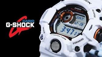 Часы CASIO G-SHOCK BURTON GW-9400BTJ-8JR1