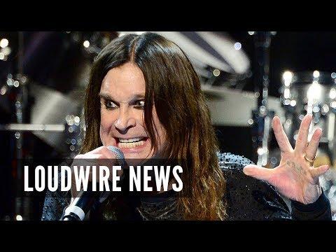 Ozzy Osbourne Announces Farewell Tour