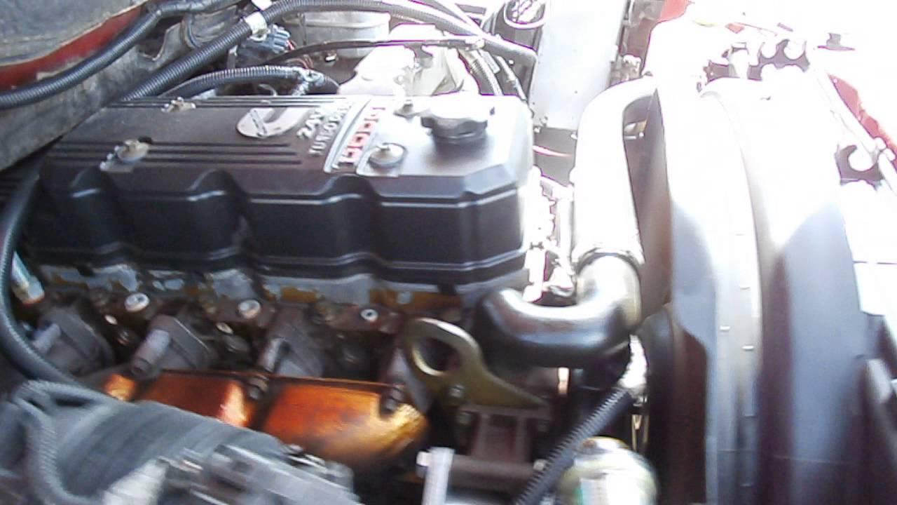 03-07 Dodge Ram 3500 Cummins Diesel 5 9l Vin 8th C Mt 4x2 Engine Motor Warranty