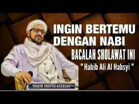 Ingin Bertemu Dengan Nabi Muhammad Saw Amalakan Shalawat Miftah
