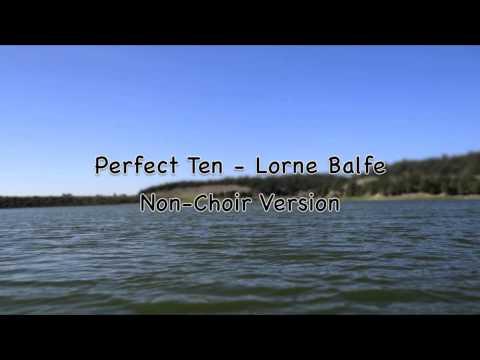 Perfect Ten - Non Choir Version
