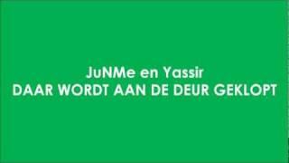 Junior Sintfestival 2011 - Daar wordt aan de deur geklopt - Yassir en JuNMe