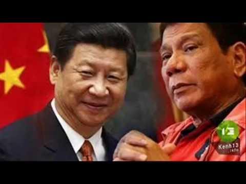 Duterte đã bị Nga Tàu mua chuộc, VN mất thế chư hầu độc tôn