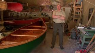 Meet Mike Elliott - Canoe Restoration Artisan