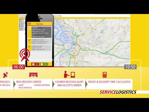 DHL Supply Chain's Service Logistics innovation
