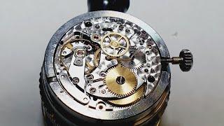 [명품시계수리] 롤렉스 1601 시계수리 오버홀 (ro…