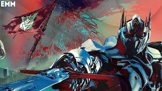 Transformers 1-5 Mashup Full HD