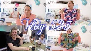 XXL dm, Zara & About you HAUL l Mamas Geburtstag l Shape World l Vlog 523