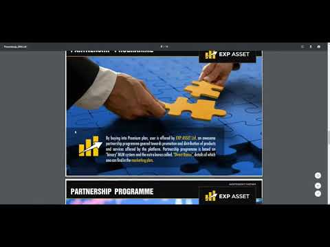 EXP ASSET-Detailed Binary Plan Review-Can U Afford to Miss This?