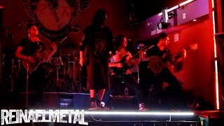 Anima Tempo - Cellophane Eyes (en vivo) - Foro R&R Live