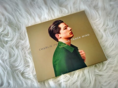 Unboxing Nine Track Mind Charlie Puth (DELUXE) / Sugarfall