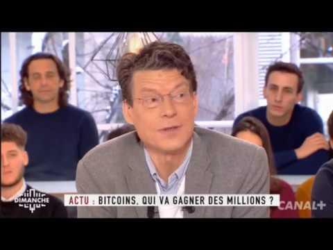 [Forum Finance JVC] Replay #CliqueDimanche sur Canal+ // Extrait Bitcoin & Forum Finance
