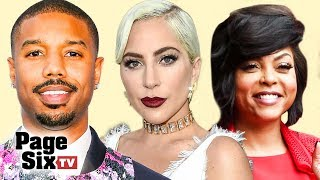 Michael B. Jordan & Kiki Layne, Oscar Nominee Reactions, and Taraji P Henson's Star | Page Six TV
