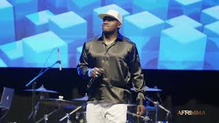 Khaligraph Jones Afrimma Performance