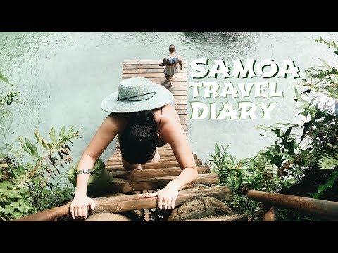 I Spent a Week in Samoa ALONE?