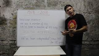 Present perfect - 100 lat niepodległości