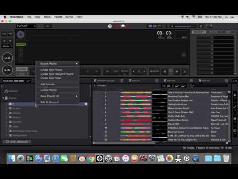 Preparing Music for CDJ - Pioneer Rekordbox