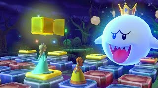 Mario Party 10: Haunted Trail - Nintendo Wii U gameplay - Mapa Completo