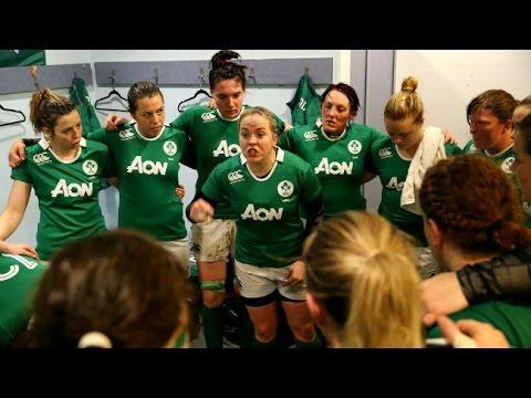 Irish Rugby TV: Ireland Womens November Test