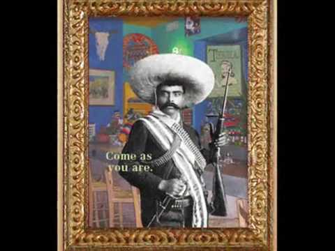 Emiliano Zapata Salazar ( 1879--1919)