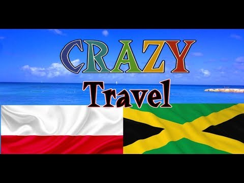 Jamaica 2017 Crazy Travel part 1 Full HD | Montego Bay & Negril