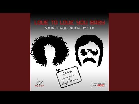 Love to Love You Baby (Christian Burkhardt Mix) mp3