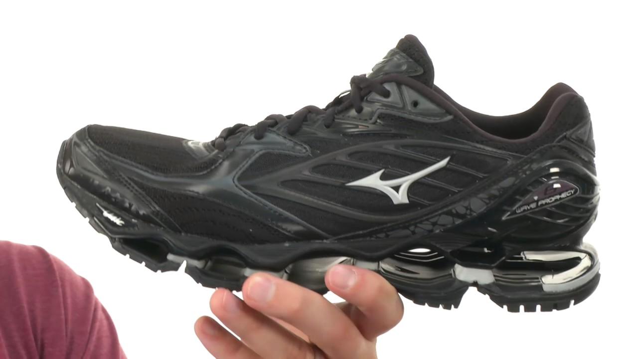 4808a50f8697 Mizuno Wave Prophecy 6 NOVA SKU 8803091 - YouTube