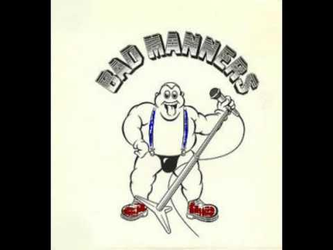 Bad Manners - Cider Drinker