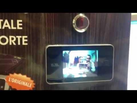 Spioncino digitale youtube for Spioncino digitale bravo
