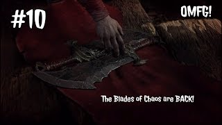 God Of War 4 PS4 - Part 10 - THE BLADES OF CHAOS ARE BACK!!!