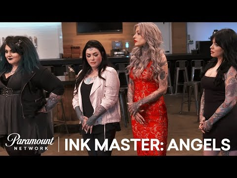 Women in the Tattoo Industry | Ink Master: Angels (Season 1)