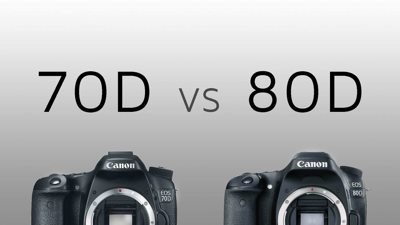 70D vs 80D: 10 Differences - YouTube