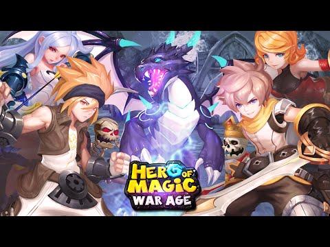Hero of Magic: War Age - A World Needs Heroes