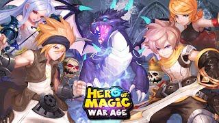 Hero of Magic - War Age