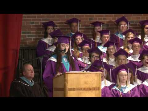 2016 John Bapst Memorial High School Graduation Ceremony, Sunday, June 5