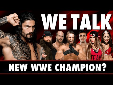 WE TALK! New Champion at Survivor Series & Nikki Bella is number 1!