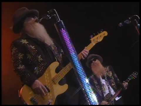 ZZ TOP Party On The Patio 2011 LiVE