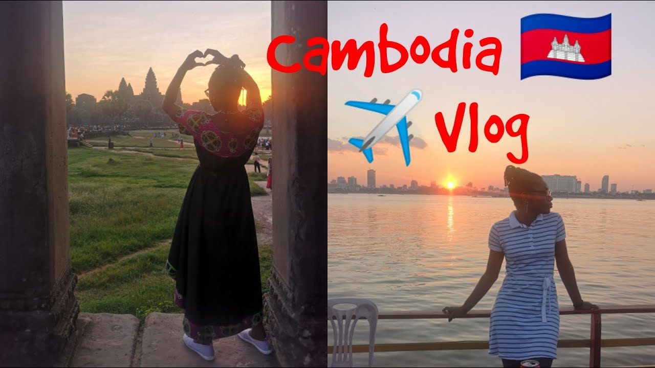 Cambodia: Phnom Penh, Angkor Wat - 2019 Asia Travel Vlog Part 2 - Gadventures
