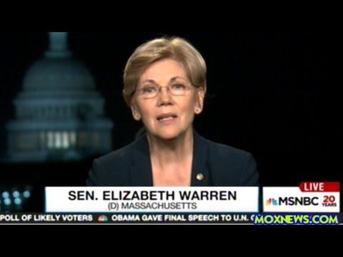 "Elizabeth Warren Describes ""Roasting"" Wells Fargo CEO At Senate Hearing"
