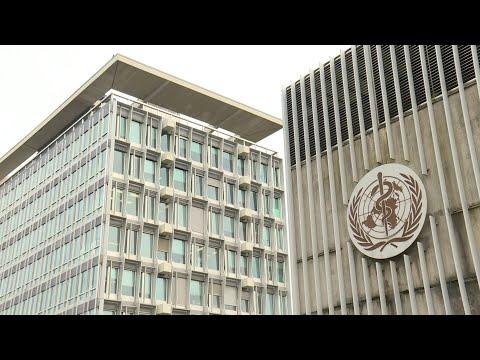 EUA inicia saída da OMS | AFP