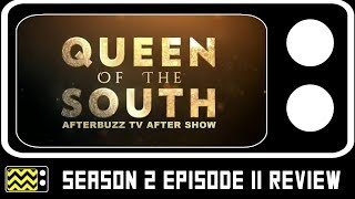 """Hosts discuss Queen of the South for the episode """"La Noche Oscura d..."""