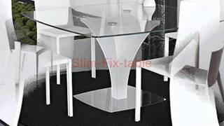 Modern Dining Table -  Contemporary And Modern Furniture  Including Glass Dining Tables