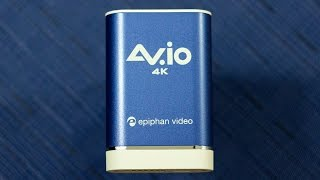 BEST USB Capture Card for Price? - Epiphan AV.io 4K Review