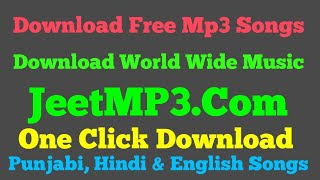 How to download mp3 songs 2019 ...
