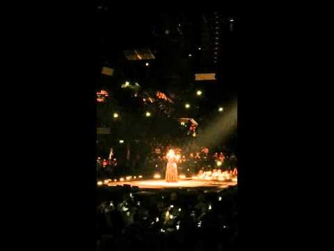 Hello (Live) - Adele - Birmingham