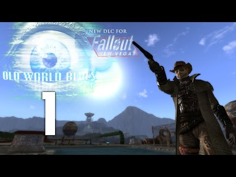 FALLOUT: NEW VEGAS - Ch 6 [OLD WORLD BLUES] #1 - Brainless, Heartless and Spineless