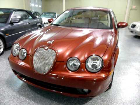 2003 jaguar s type 4dr sedan v8 r supercharged sold. Black Bedroom Furniture Sets. Home Design Ideas