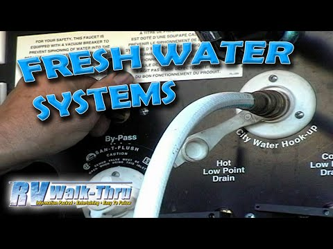 Dodge Rv Wiring Rv Walk Thru Water Systems Learn How The Water Systems