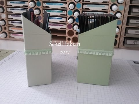 Stampin Up! - A2 Size Card Holder - version 2